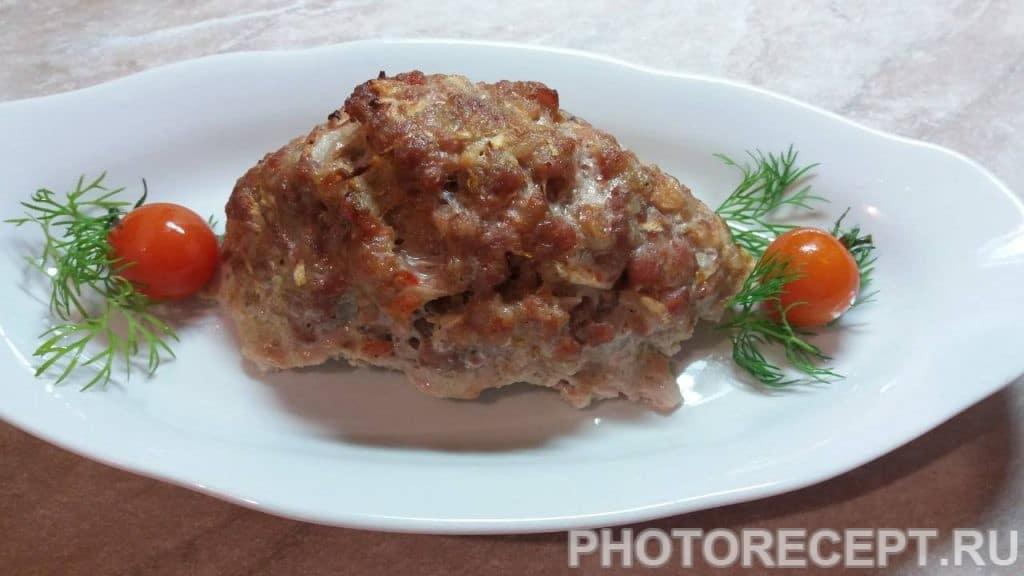Фото рецепта - Мясные зразы с кабачком - шаг 5
