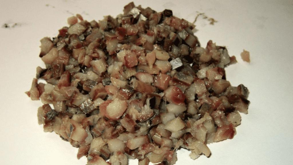 Фото рецепта - Рулет из лаваша с рыбной начинкой - шаг 2
