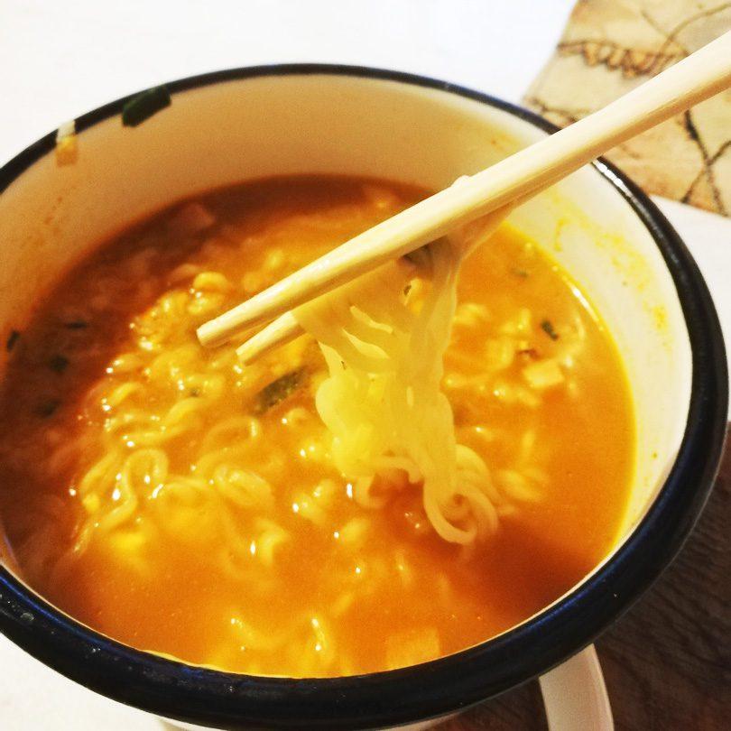 Фото рецепта - Вкусный Чан-Рамен - шаг 9