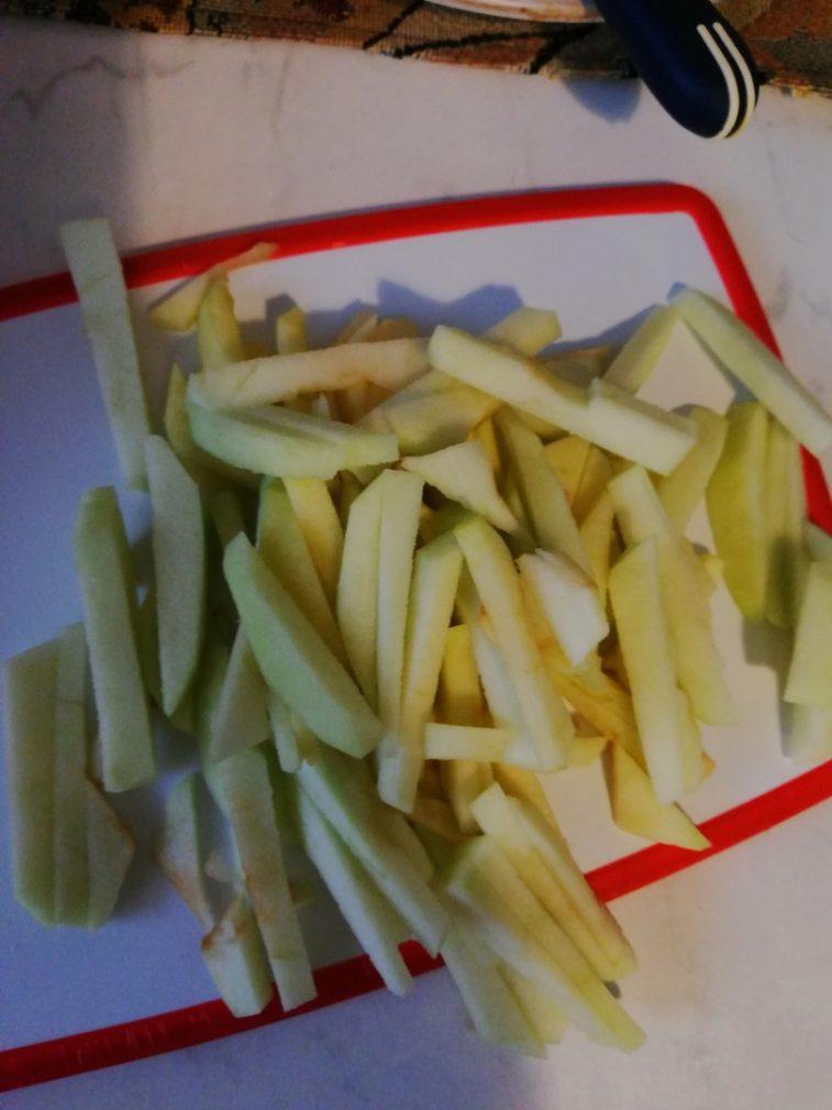 Фото рецепта - Легкий салат - шаг 3