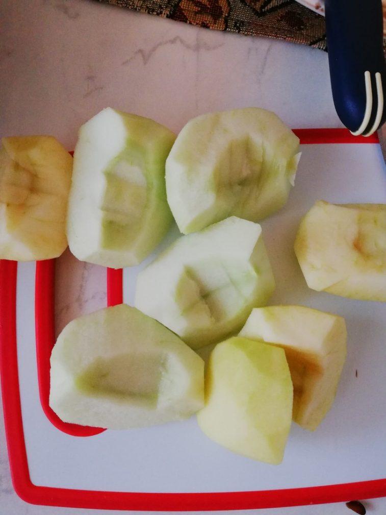 Фото рецепта - Легкий салат - шаг 2