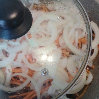 Фото рецепта - Паста с куриной печенью - шаг 4