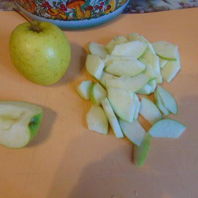 Фото рецепта - Яблочный кекс - шаг 5