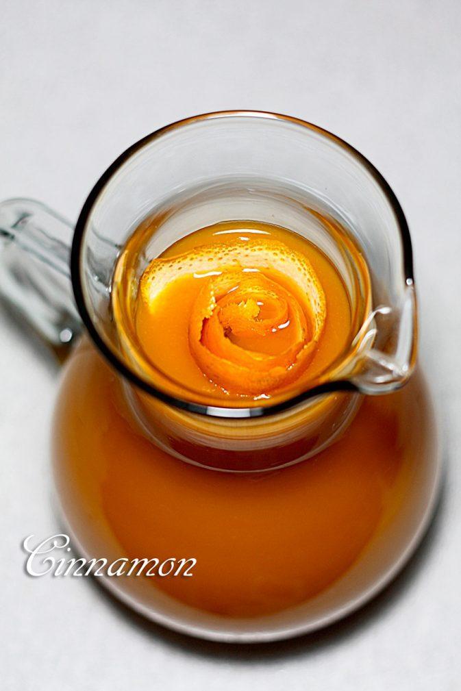 Фото рецепта - Тыквенный сок с апельсином - шаг 5