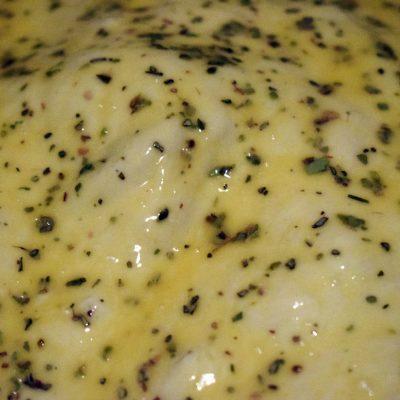 Фото рецепта - Сытный пирог с тушёной говядиной - шаг 7