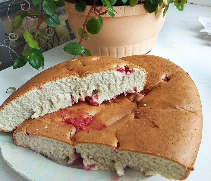 Вкуснейший бисквит, который точно получится у каждого