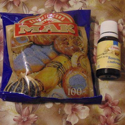 Фото рецепта - Шоколадный манник с маком - шаг 2
