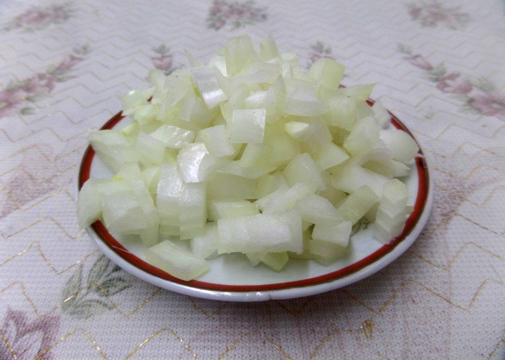 Фото рецепта - Курица в лаваше - шаг 3