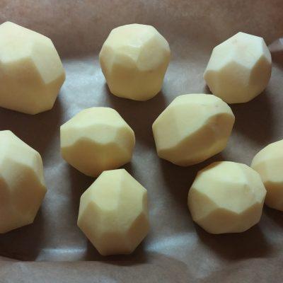 Фото рецепта - Картофель, фаршированный индейкой - шаг 3