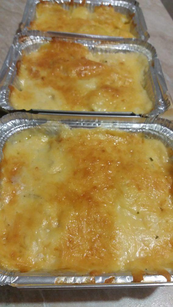 Фото рецепта - Запеканка из куриной грудки с картофелем - шаг 6