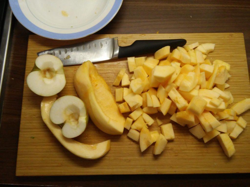 Фото рецепта - Постный суп-пюре из тыквы - шаг 4