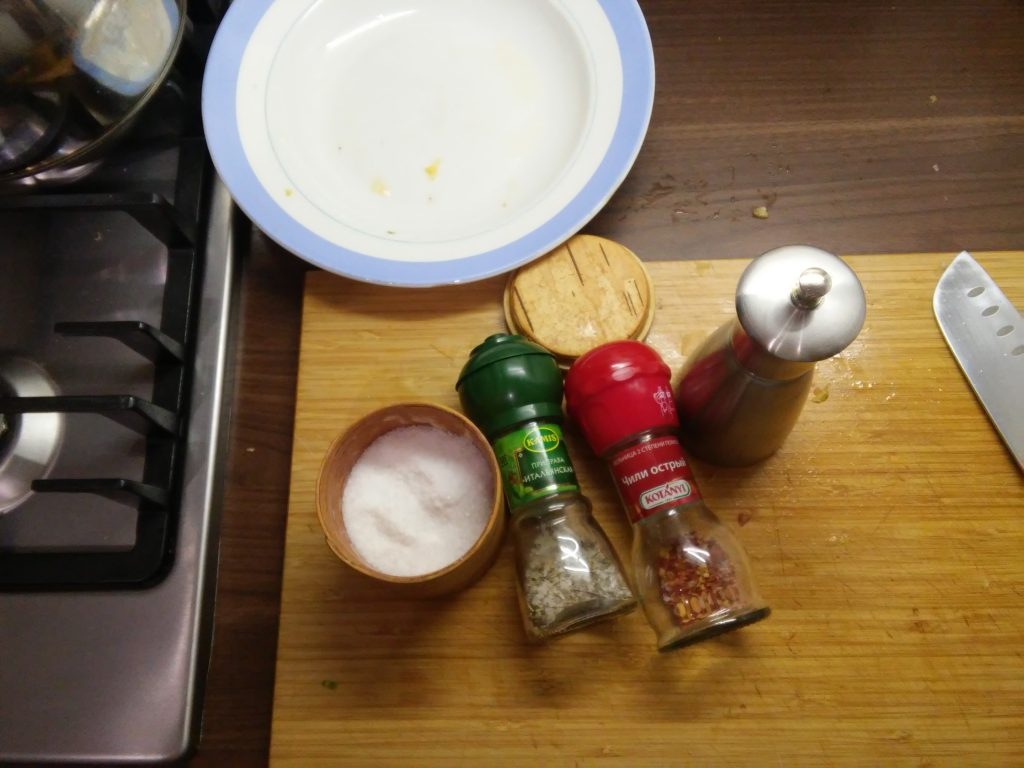 Фото рецепта - Постный суп-пюре из тыквы - шаг 5