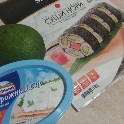 Фото рецепта - Роллы с креветками - шаг 3
