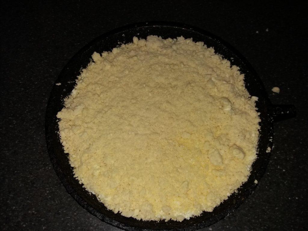 Фото рецепта - Королевская ватрушка - шаг 3