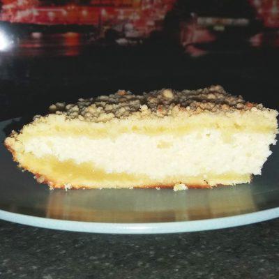 Королевская ватрушка - рецепт с фото
