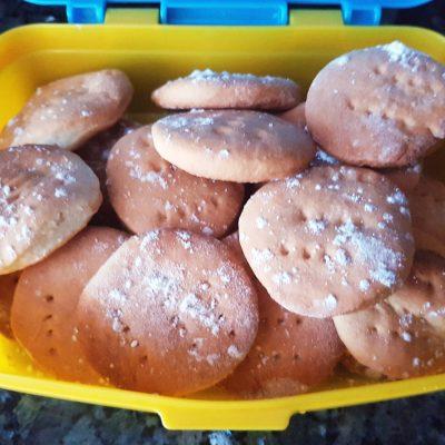 Печенье затяжное - рецепт с фото
