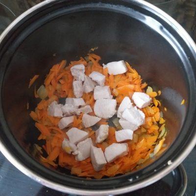 Фото рецепта - Гречневый суп с поджаркой - шаг 5