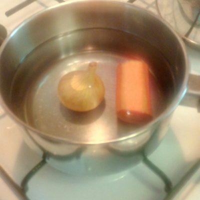 Фото рецепта - Суп-лапша (гнезда) в курином бульоне - шаг 1
