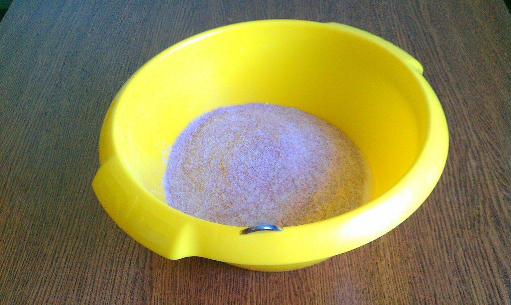 Фото рецепта - Домашнее печенье из цельнозерновой муки - шаг 4