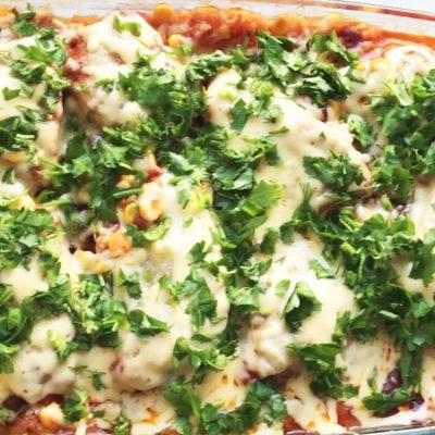 Испанская лазанья - рецепт с фото