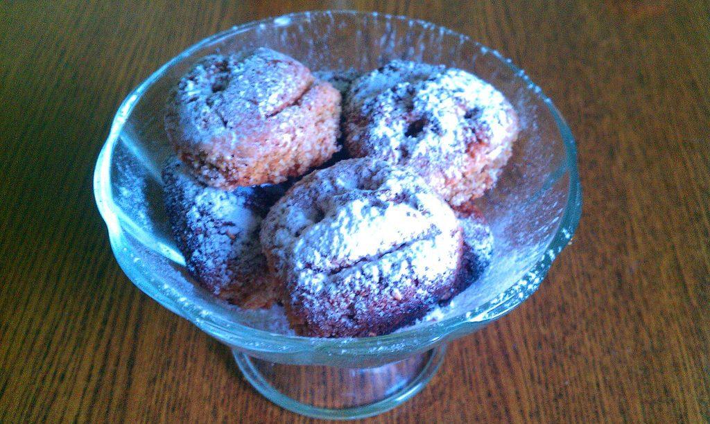 Фото рецепта - Домашнее печенье из цельнозерновой муки - шаг 6
