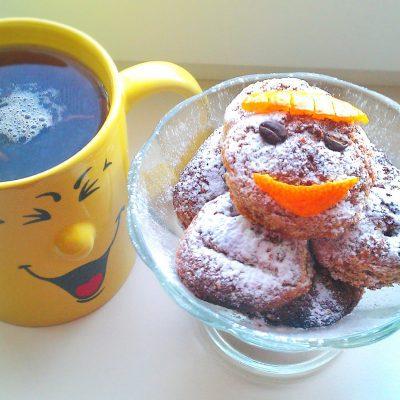 Домашнее печенье из цельнозерновой муки - рецепт с фото