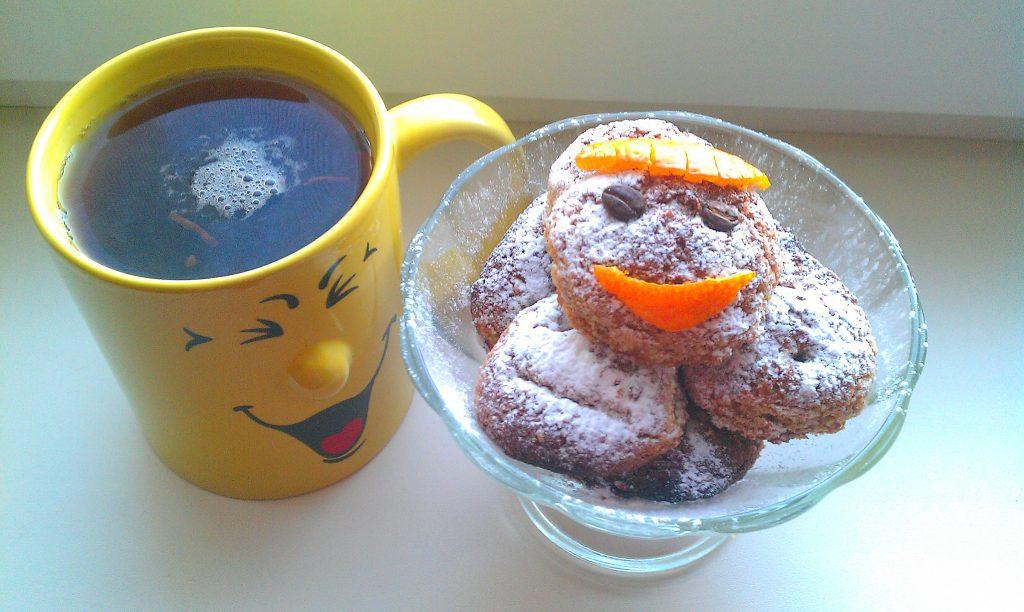 Фото рецепта - Домашнее печенье из цельнозерновой муки - шаг 7