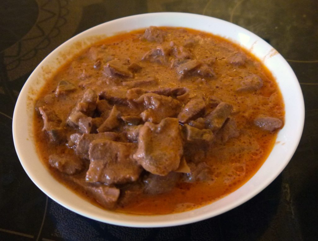 Фото рецепта - Индейка под соусом в мультиварке - шаг 4