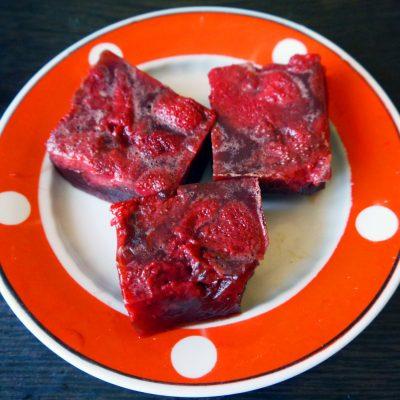 Ягодный мармелад - рецепт с фото