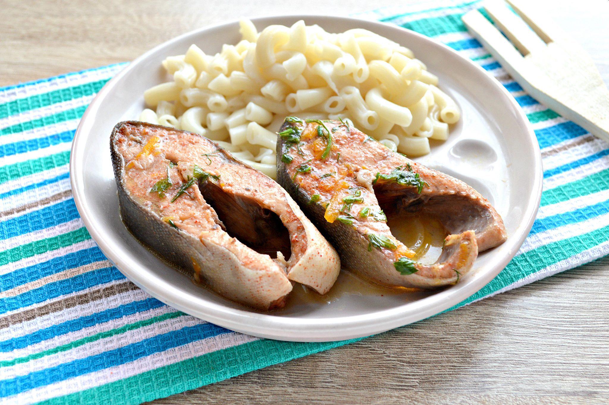 Блюда из рыбы горбуши рецепты с фото