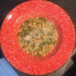 Фото рецепта - Ризотированная паста с горошком - шаг 4