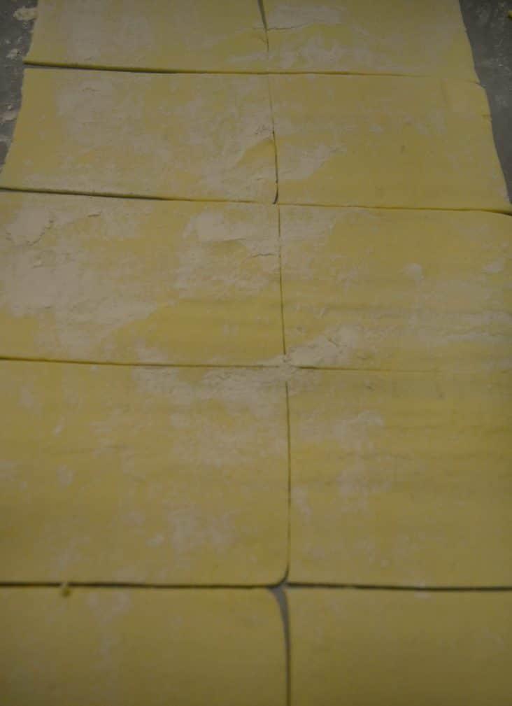 Фото рецепта - Хачапури с сыром - шаг 2