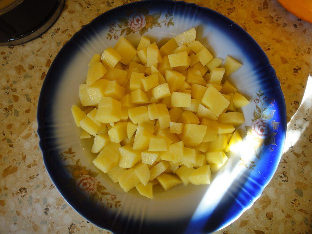 Фото рецепта - Гороховый суп - шаг 3
