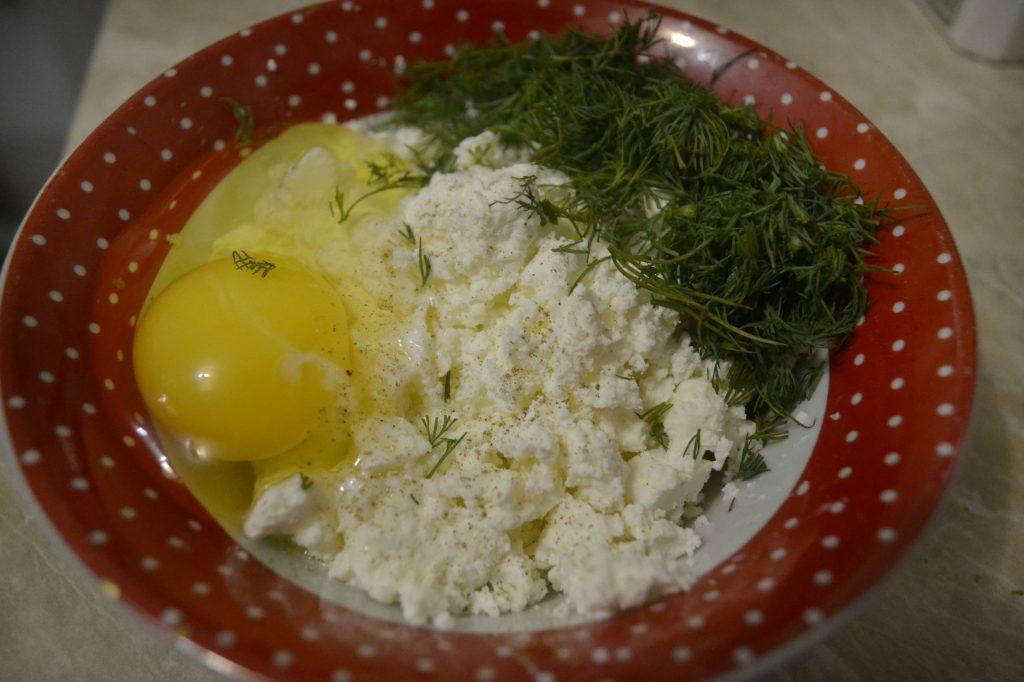Фото рецепта - Хачапури с сыром - шаг 3
