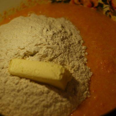 Фото рецепта - Пирог из тыквы - шаг 7
