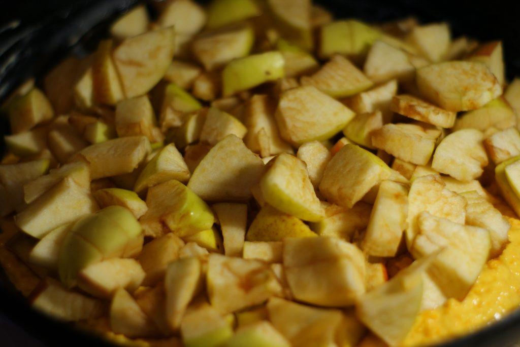 Фото рецепта - Пирог из тыквы - шаг 10