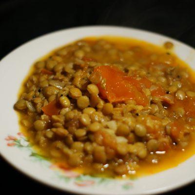 Фото рецепта - Дал – индийский пряный суп-пюре - шаг 7