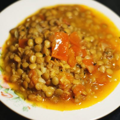 Дал – индийский пряный суп-пюре - рецепт с фото