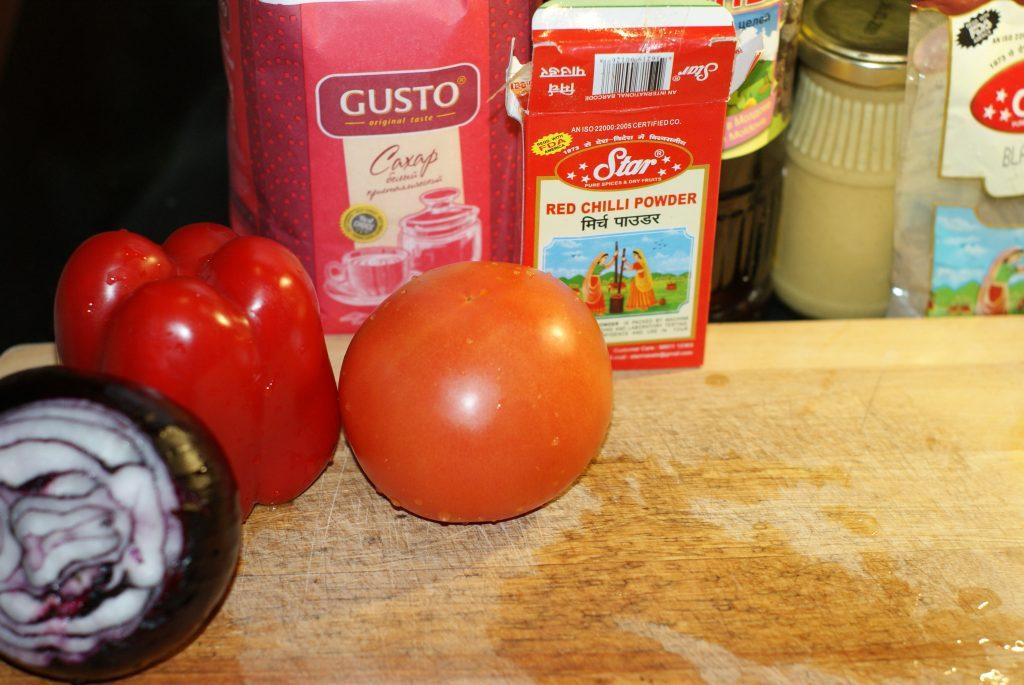 Фото рецепта - Индийский соус – Чатни - шаг 1