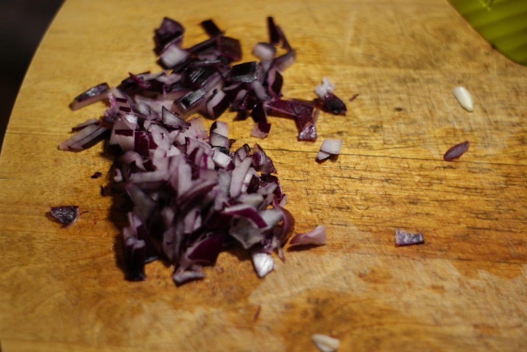 Фото рецепта - Кебаб из  картофеля и фасоли - шаг 3