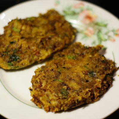 Фото рецепта - Кебаб из  картофеля и фасоли - шаг 5