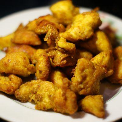 Куриное филе в панировке из специй - рецепт с фото