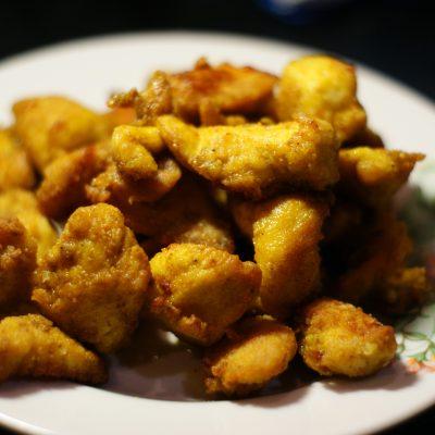Фото рецепта - Куриное филе в панировке из специй - шаг 5