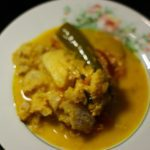Фото рецепта - Карри из филе белой рыбы - шаг 8