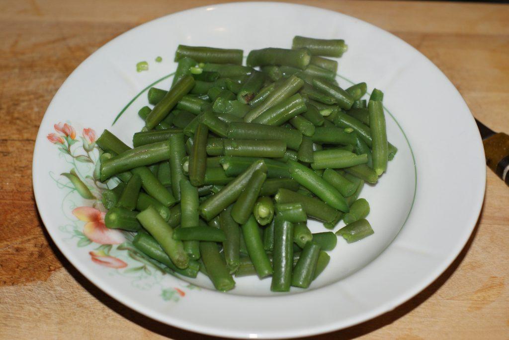 Фото рецепта - Ароматный Бирияни из риса с грибами и фасолью - шаг 2