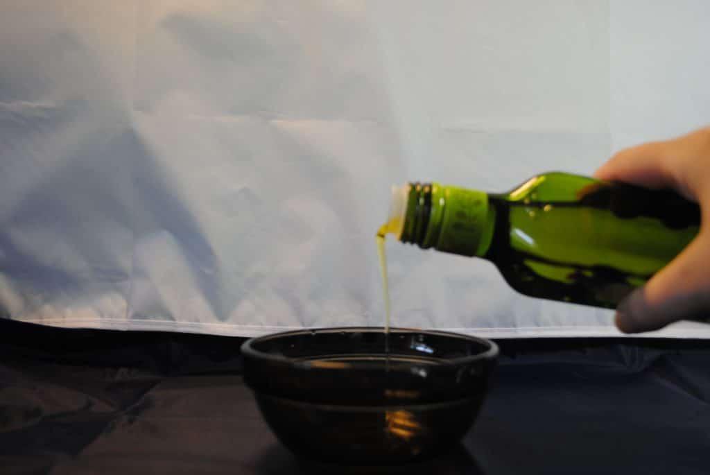 Фото рецепта - Оригинальный салат с лисичками - шаг 3