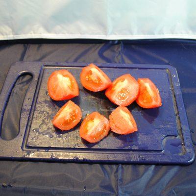 Фото рецепта - Оригинальный салат с лисичками - шаг 2