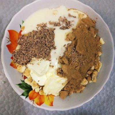 Фото рецепта - Шоколадный пирог - шаг 3