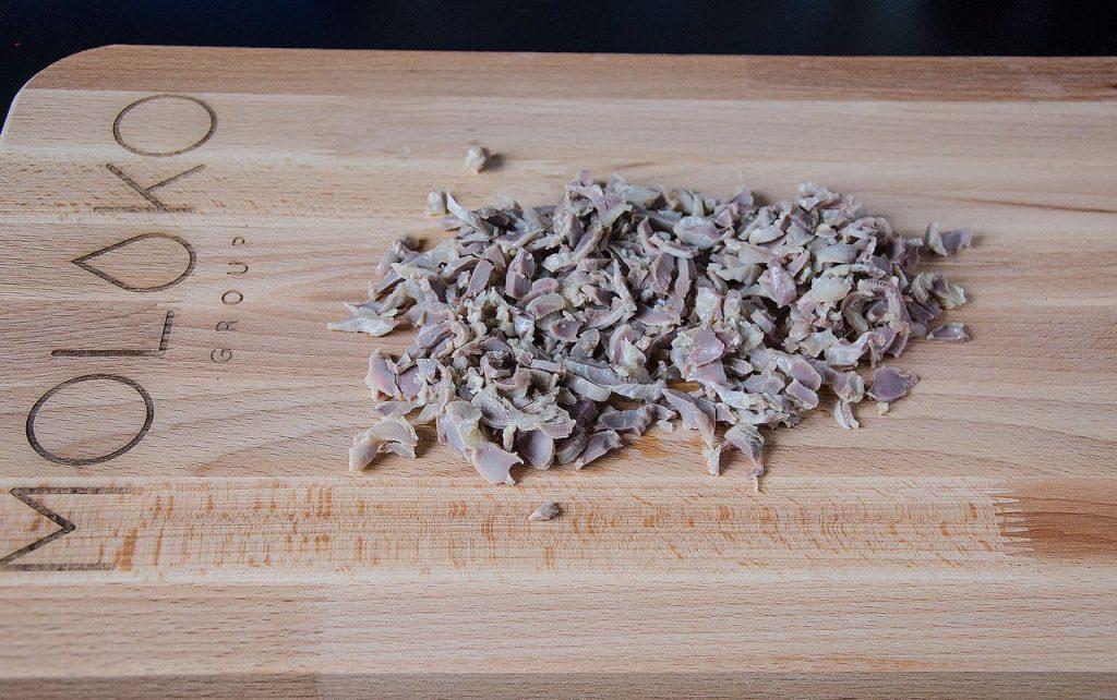 Фото рецепта - Запеченные фаршированные баклажаны-лодочки - шаг 2