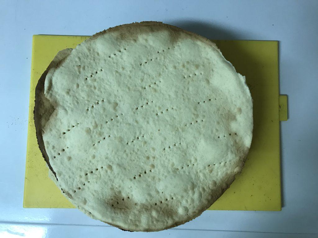 Фото рецепта - Простой рецепт приготовления медовика - шаг 8
